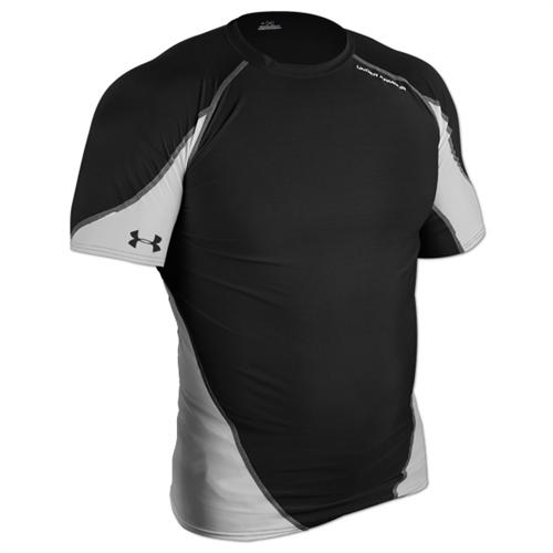 Under Armour Heatgear Short Sleeve Rash Guard